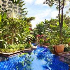 Sheraton Grande Sukhumvit, Luxury Collection Hotel, Bangkok бассейн фото 2