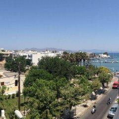Отель Catherine Hotel Греция, Кос - отзывы, цены и фото номеров - забронировать отель Catherine Hotel онлайн балкон