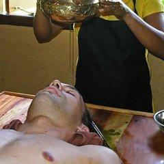 Отель SeethaRama Ayurveda Resort спа