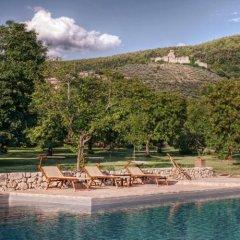 Отель Borgo della Marmotta - Farm Home Италия, Сполето - отзывы, цены и фото номеров - забронировать отель Borgo della Marmotta - Farm Home онлайн пляж фото 2