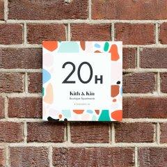 Отель Kith & Kin Boutique Apartments Нидерланды, Амстердам - отзывы, цены и фото номеров - забронировать отель Kith & Kin Boutique Apartments онлайн с домашними животными