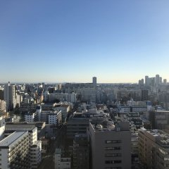 Hotel East 21 Tokyo балкон