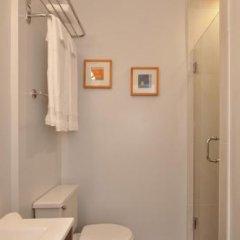 Отель Dupont Place ванная фото 2