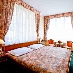 Отель Melantrich Чехия, Прага - 12 отзывов об отеле, цены и фото номеров - забронировать отель Melantrich онлайн комната для гостей фото 5