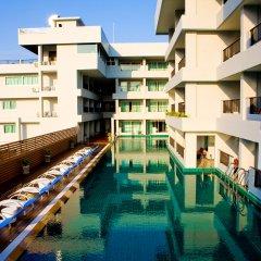 Отель Casa Del M Resort Phuket Патонг бассейн