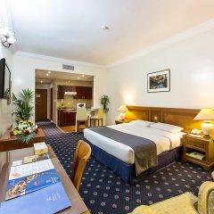 Отель Rolla Residence ОАЭ, Дубай - отзывы, цены и фото номеров - забронировать отель Rolla Residence онлайн комната для гостей