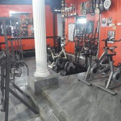 Sitpholek Muay Thai Camp - Hostel Паттайя фитнесс-зал