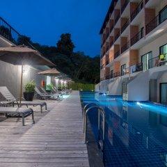 Отель Sugar Marina Resort - Cliff Hanger Aonang бассейн фото 2
