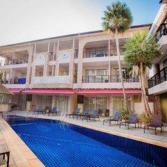 Отель Kata Blue Sea Resort бассейн фото 2