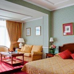 Отель Palacio San Martin Мадрид комната для гостей фото 5