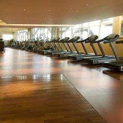 Отель Grand Millennium Al Wahda фитнесс-зал фото 2
