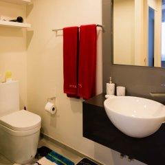 Отель Unixx South Pattaya By Grandisvillas Паттайя ванная
