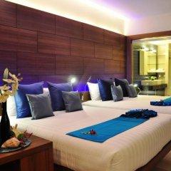 Отель Novotel Phuket Kata Avista Resort And Spa 4* Стандартный номер разные типы кроватей фото 2