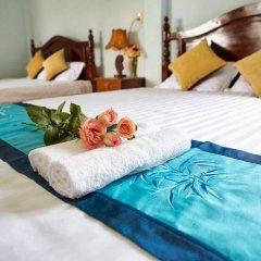 Отель Sunny Villa Далат сейф в номере