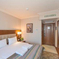 Отель BEKDAS DELUXE 4* Номер Делюкс с двуспальной кроватью фото 3