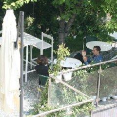Отель Carlyle Brera Милан балкон