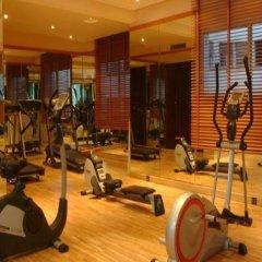 Отель Oum Palace Hotel & Spa Марокко, Касабланка - отзывы, цены и фото номеров - забронировать отель Oum Palace Hotel & Spa онлайн фитнесс-зал фото 2