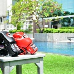 Отель Le Royal Meridien, Plaza Athenee Bangkok детские мероприятия фото 2