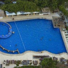 Отель Grand Metropark Bay Hotel Sanya Китай, Санья - отзывы, цены и фото номеров - забронировать отель Grand Metropark Bay Hotel Sanya онлайн бассейн