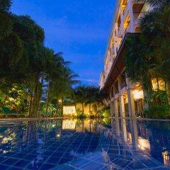 Отель Thanthip Beach Resort бассейн фото 2