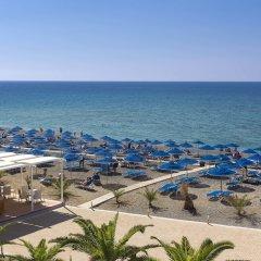 Отель Club Calimera Sunshine Kreta Греция, Иерапетра - отзывы, цены и фото номеров - забронировать отель Club Calimera Sunshine Kreta онлайн пляж фото 2