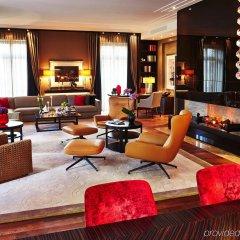Отель Steigenberger Frankfurter Hof интерьер отеля