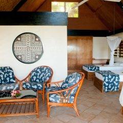 Отель Crusoe's Retreat Фиджи, Вити-Леву - отзывы, цены и фото номеров - забронировать отель Crusoe's Retreat онлайн комната для гостей фото 3