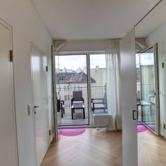 Отель Gasser Apartments Vienna Австрия, Вена - отзывы, цены и фото номеров - забронировать отель Gasser Apartments Vienna онлайн комната для гостей фото 2