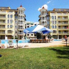 Отель PS Summer Dreams Болгария, Солнечный берег - отзывы, цены и фото номеров - забронировать отель PS Summer Dreams онлайн пляж