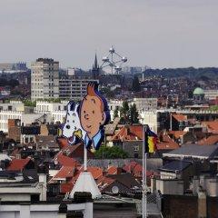 Отель ibis Brussels Expo-Atomium Бельгия, Брюссель - отзывы, цены и фото номеров - забронировать отель ibis Brussels Expo-Atomium онлайн фитнесс-зал