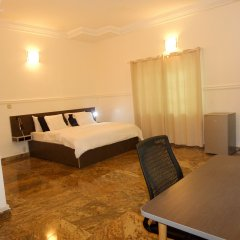 Nordic Residence Hotel Abuja комната для гостей фото 3