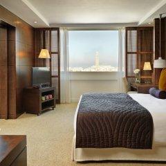 Отель Hyatt Regency Casablanca Марокко, Касабланка - отзывы, цены и фото номеров - забронировать отель Hyatt Regency Casablanca онлайн комната для гостей фото 2