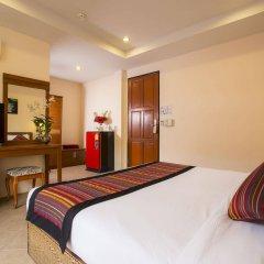 Отель Kata Silver Sand Hotel Таиланд, Пхукет - отзывы, цены и фото номеров - забронировать отель Kata Silver Sand Hotel онлайн удобства в номере