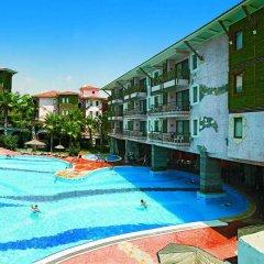 Отель Defne Dream Сиде бассейн