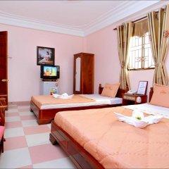 Отель Family Hotel Вьетнам, Хойан - отзывы, цены и фото номеров - забронировать отель Family Hotel онлайн комната для гостей фото 4