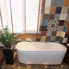 Silverland Sakyo Hotel & Spa Хошимин ванная