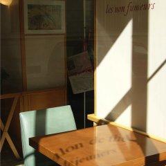 Отель Hôtel des 3 Collèges Франция, Париж - отзывы, цены и фото номеров - забронировать отель Hôtel des 3 Collèges онлайн интерьер отеля фото 2
