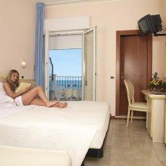 Hotel Zeus Римини комната для гостей фото 2