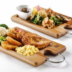 Отель UNIZO Tokyo Ginza-itchome Япония, Токио - отзывы, цены и фото номеров - забронировать отель UNIZO Tokyo Ginza-itchome онлайн питание фото 3