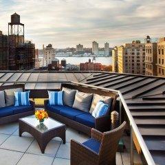 Arthouse Hotel New York City балкон
