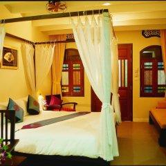 Отель The Old Phuket - Karon Beach Resort 4* Стандартный номер с разными типами кроватей фото 5