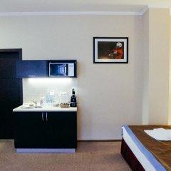 Апарт-отель Форвард 4* Стандартный номер с различными типами кроватей фото 11