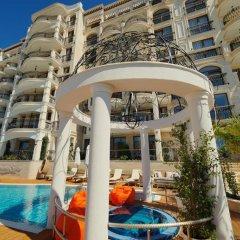 Отель Apartcomplex Harmony Suites 10 Болгария, Свети Влас - отзывы, цены и фото номеров - забронировать отель Apartcomplex Harmony Suites 10 онлайн бассейн