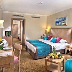 Отель Crystal Kemer Deluxe Resort And Spa Кемер комната для гостей фото 4