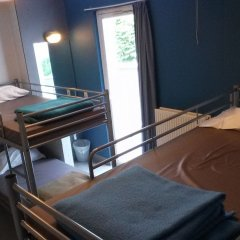 Отель Hostel Van Gogh Brussels Бельгия, Брюссель - 1 отзыв об отеле, цены и фото номеров - забронировать отель Hostel Van Gogh Brussels онлайн комната для гостей фото 3