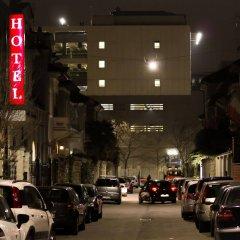 Hotel RossoVino парковка