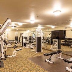 Отель Dolphin Bay Resort and Spa фитнесс-зал фото 4