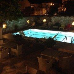 Nazar Hotel Турция, Сельчук - отзывы, цены и фото номеров - забронировать отель Nazar Hotel онлайн бассейн