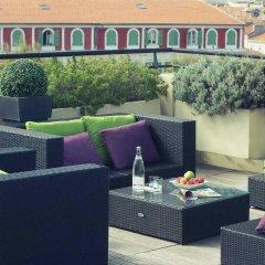 Отель Mercure Nice Centre Grimaldi Франция, Ницца - 5 отзывов об отеле, цены и фото номеров - забронировать отель Mercure Nice Centre Grimaldi онлайн интерьер отеля фото 3