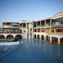 Отель Atrium Prestige Thalasso Spa Resort & Villas парковка